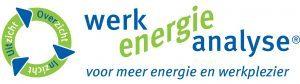Werk Energie Analyse- PreventiVIO
